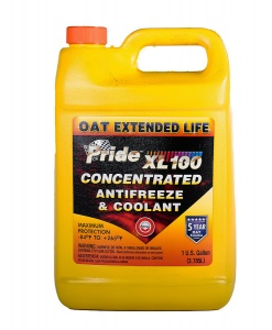 Антифриз PRIDE XL 100 ORANGE Extended LIFE Concentrate 3,78 л